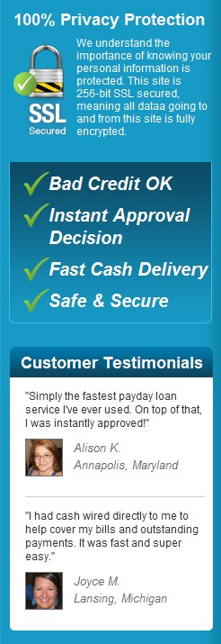 Payday And Loans Long Beach Ca privacy